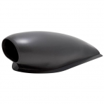 K&N 100-8508 Hood Scoop D-Shaped Opening