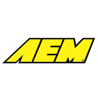 "AEM 10-922Y Decal Yellow 5-1/2"" x 1-1/2"""