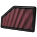 K&N 33-2982 Replacement Air Filter