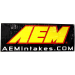 AEM 10-930 Banner, Intakes, 3' x 8', 8Mill Poly, Vinyl