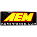 AEM 10-931 Banner, Intakes, 2' x 5', 8Mill Poly, Vinyl