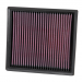 K&N 33-2996 Replacement Air Filter
