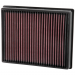 K&N 33-5000 Replacement Air Filter