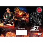 K&N 87-5026 Brochure, 57S Trifold English