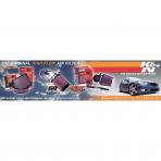 K&N 89-0136G EMEA AUTO HEADER CARD - GERMAN
