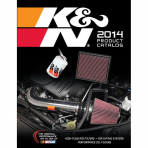 K&N 89-11482-14 Catalog, Automotive, 2014