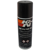 K&N 99-0504EU Air Filter Oil - 7.18 oz 204ml Aerosol - International