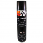 K&N 99-0516EU Air Filter Oil - 14.36 fl oz/408 ml Aerosol - Non-US