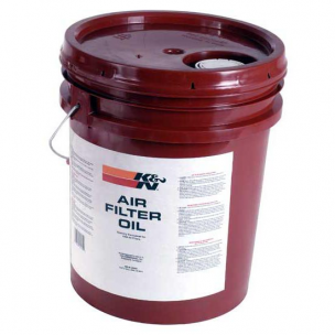 K&N 99-0555 Air Filter Oil - 5 gal