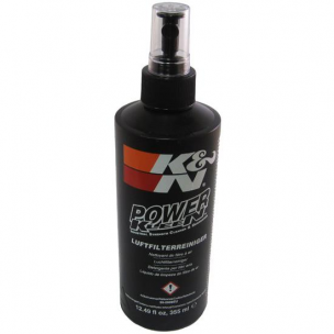 K&N 99-0608EU FILTER CLEANER, 12 OZ/355 ml PUMP SPRAY (DE/FR/NL/IT/PT)